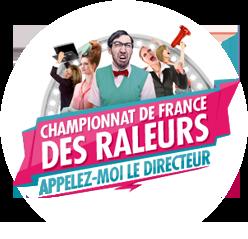 Logo championnat des râleurs