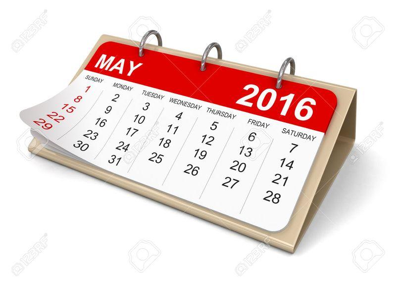 20 mai 2016