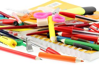 Image fournitures scolaires